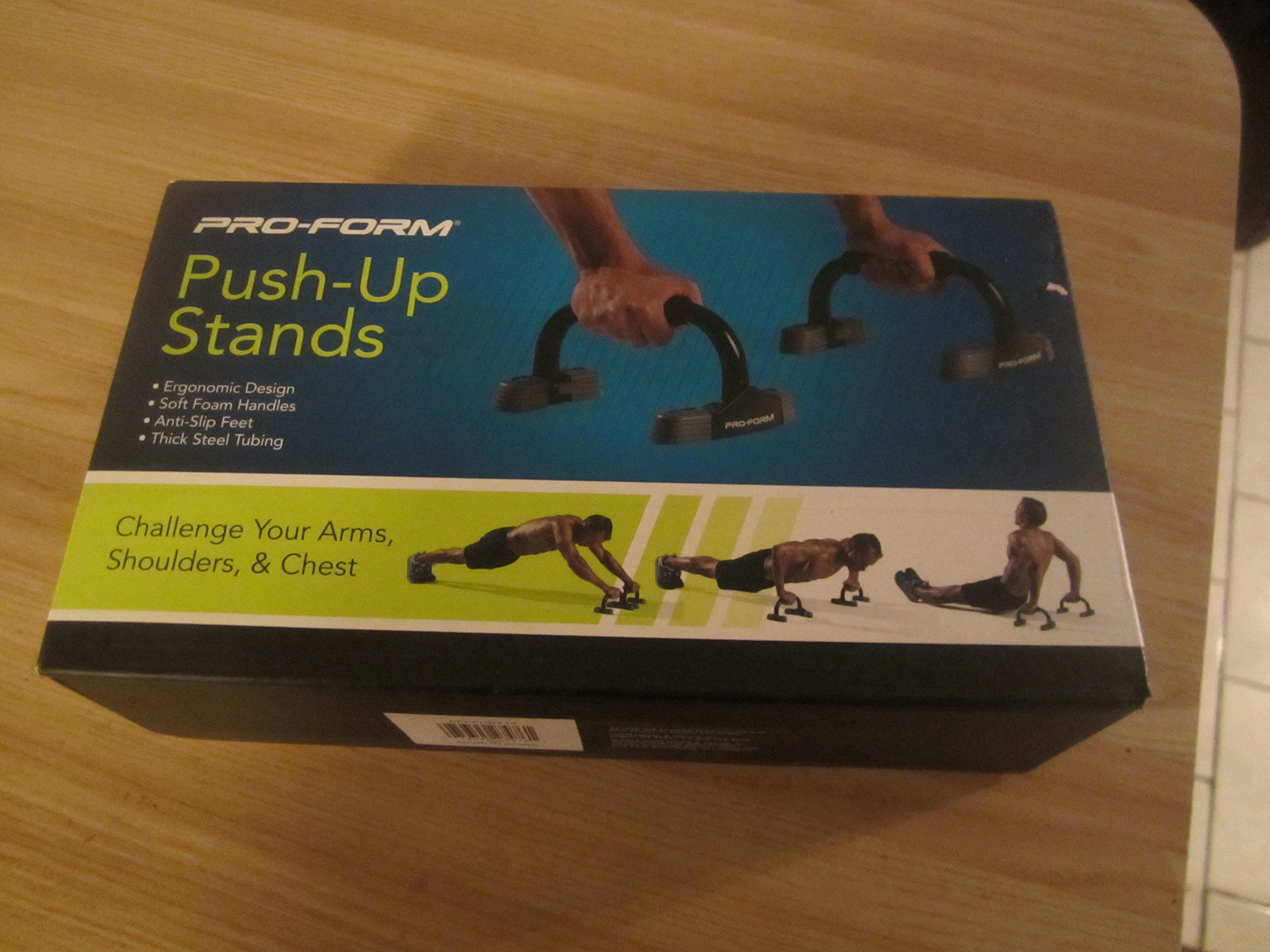 Proform Push up Stands by Icon Health