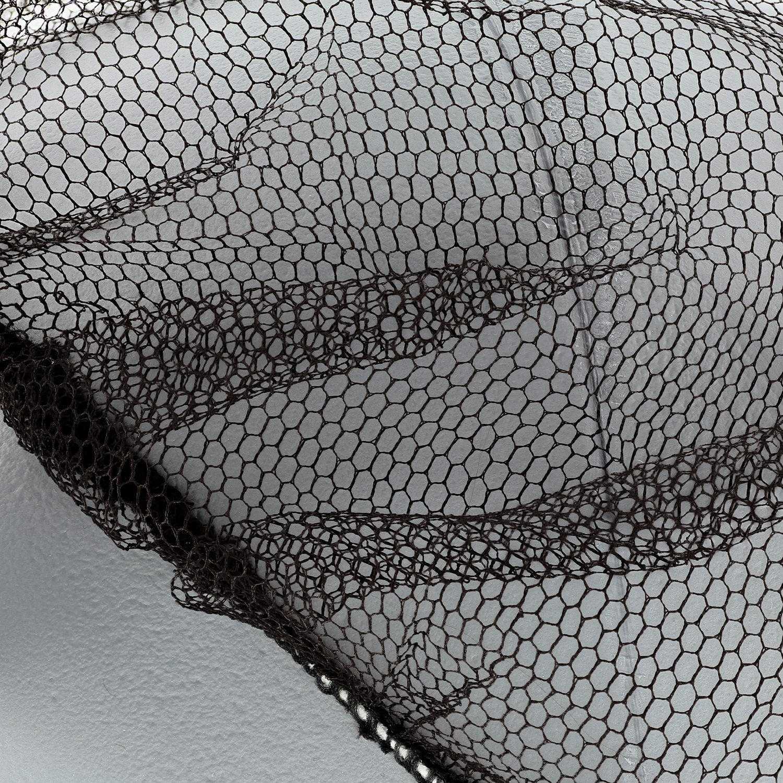 Royal 18'' Black Koronet Latex Free, Case 100