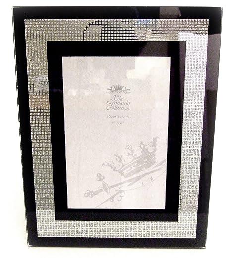4959031c79d Black Glass   Silver Glitter 4