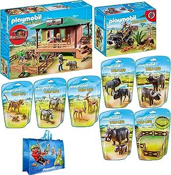 Abenteuer Wilderer Leoparden Playmobil Playmobil