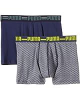 Puma Dark Denim - Boxer - Pack De 2 - Homme