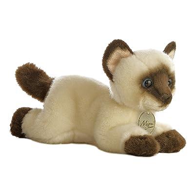 """Aurora - Miyoni - 8"""" Siamese Cat: Toys & Games"""