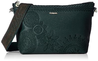 Desigual 18WAXPDN4000 Shoulder Bag »ACROSS BODY BAG DARK AMBER CATANIA« c1bf2312e732d