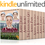 Amish Bontrager Sisters Complete Collection (Eight books in one box set for the first time) (English Edition)