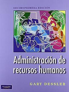 ADMINISTRACION DE RECURSOS HUMANOS (Spanish Edition)