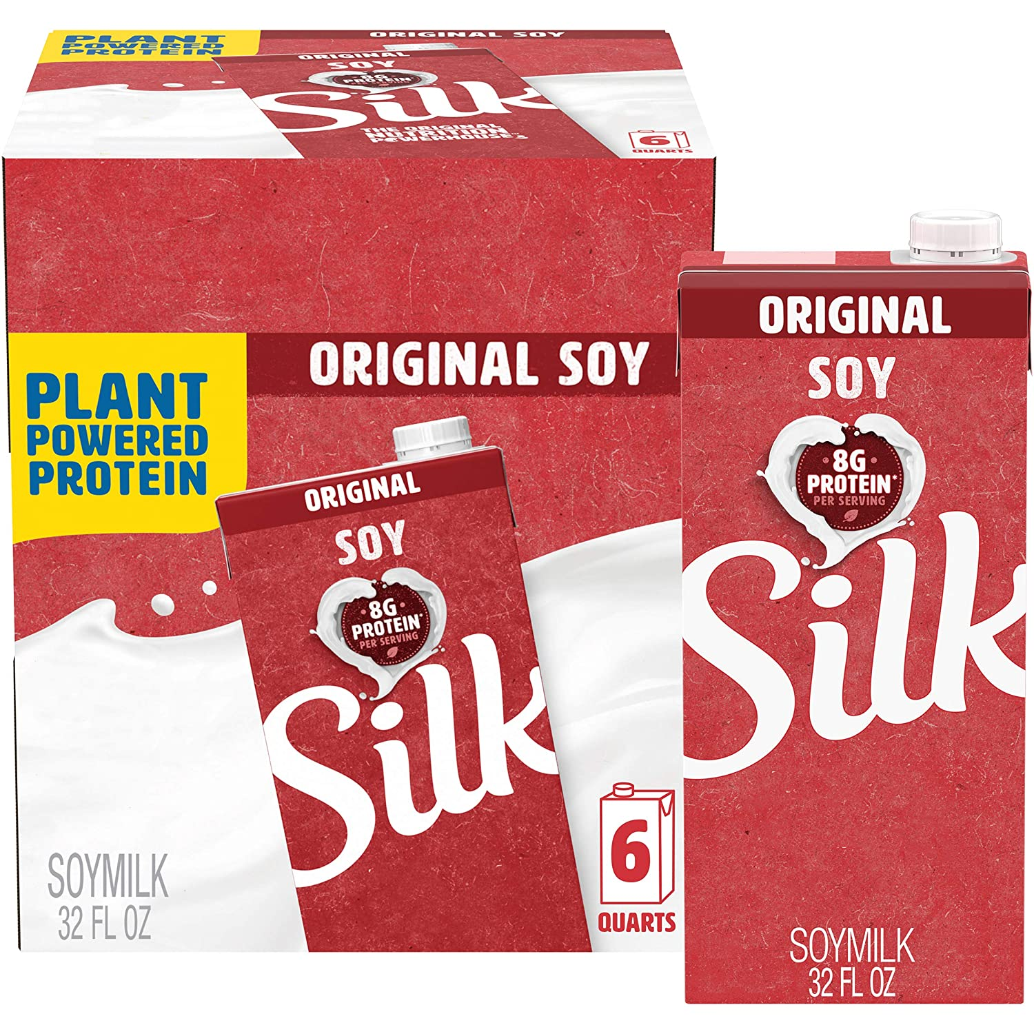 Silk Shelf-Stable Soymilk