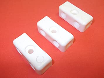 MODESTY BLOCKS KITCHEN CABINET UNIT CUPBOARD FIXING JOINT CONNECTOR FURNITURE