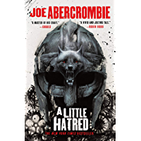 A Little Hatred (The Age of Madness Book 1) book cover