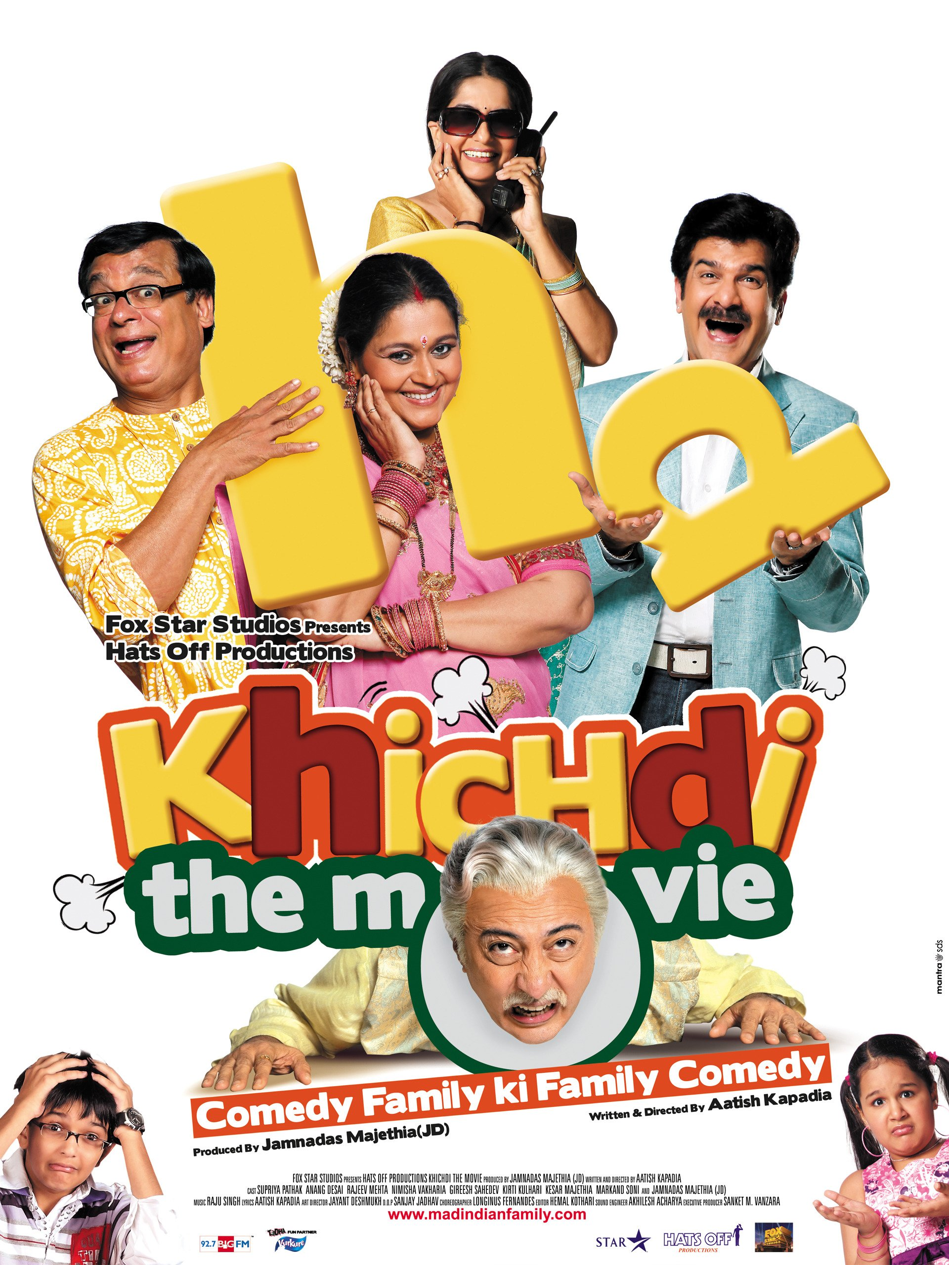 Amazon.com: Watch Khichdi - The Movie | Prime Video