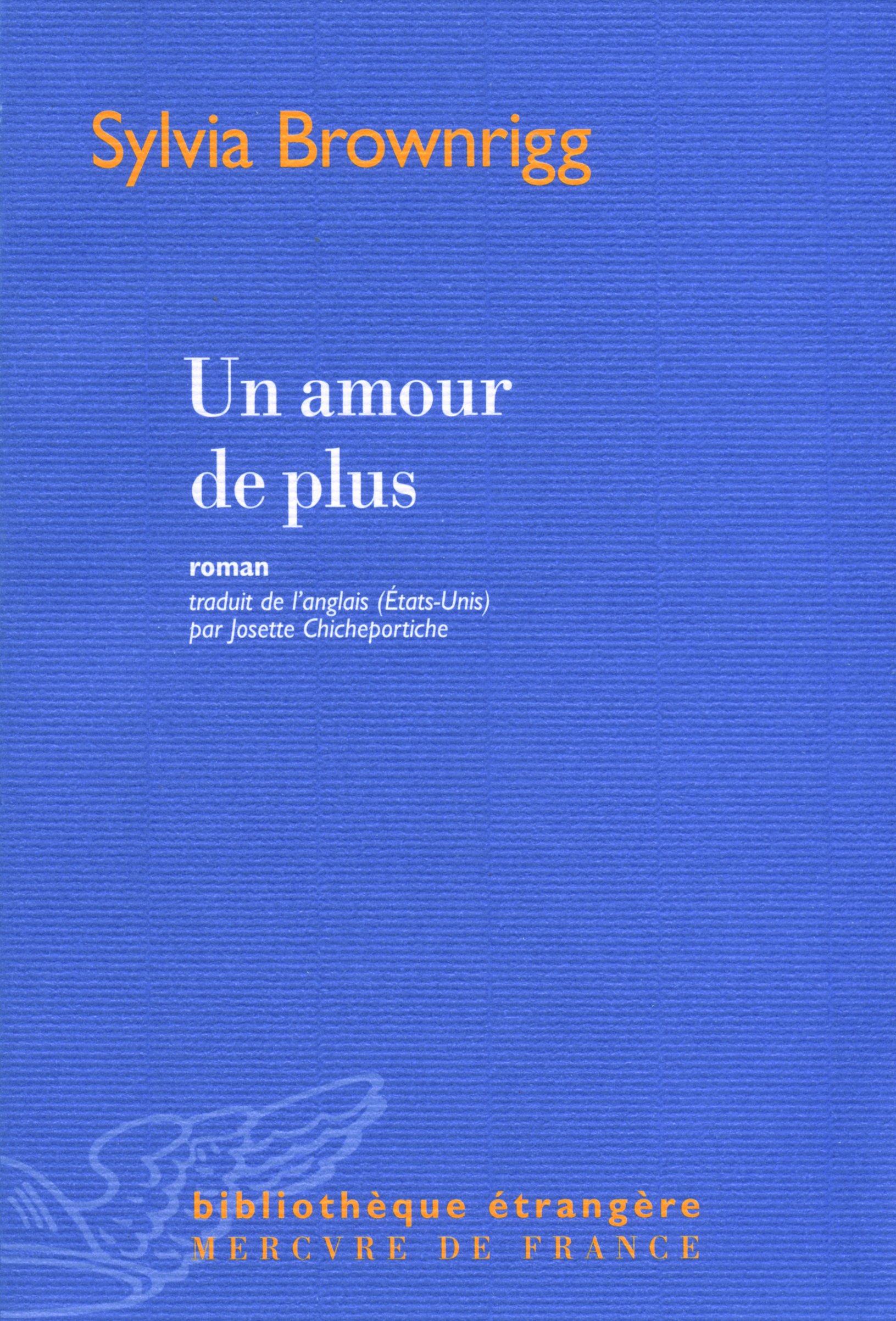 Download Un amour de plus pdf epub