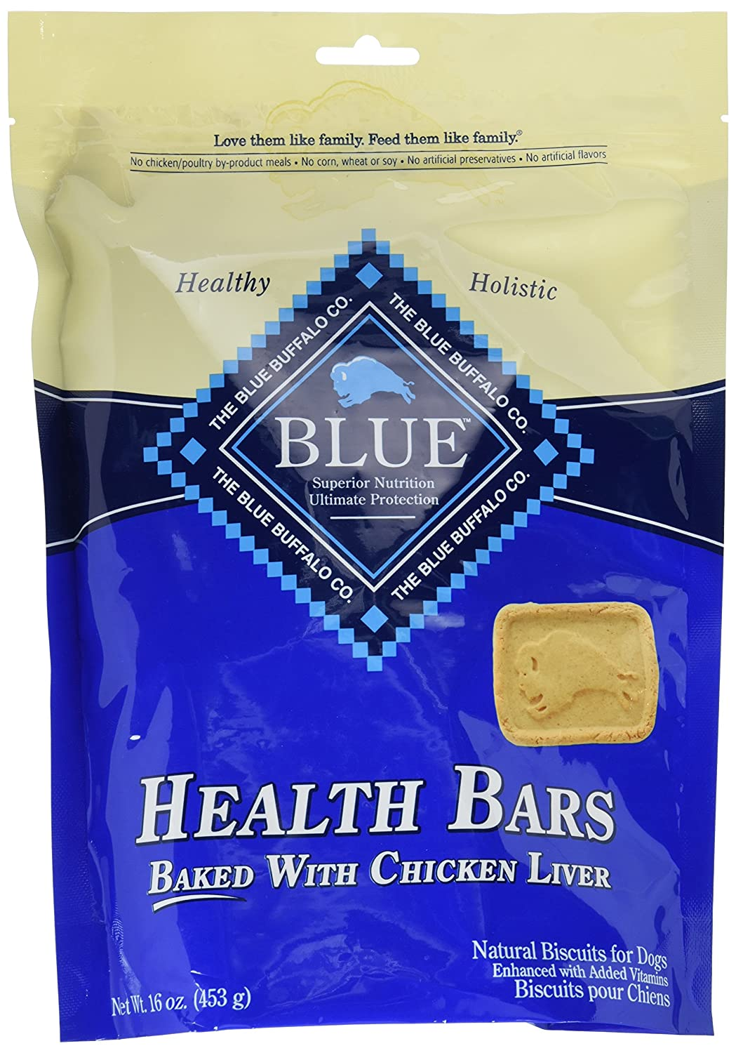Click for Blue Buffalo Health Bar Treats