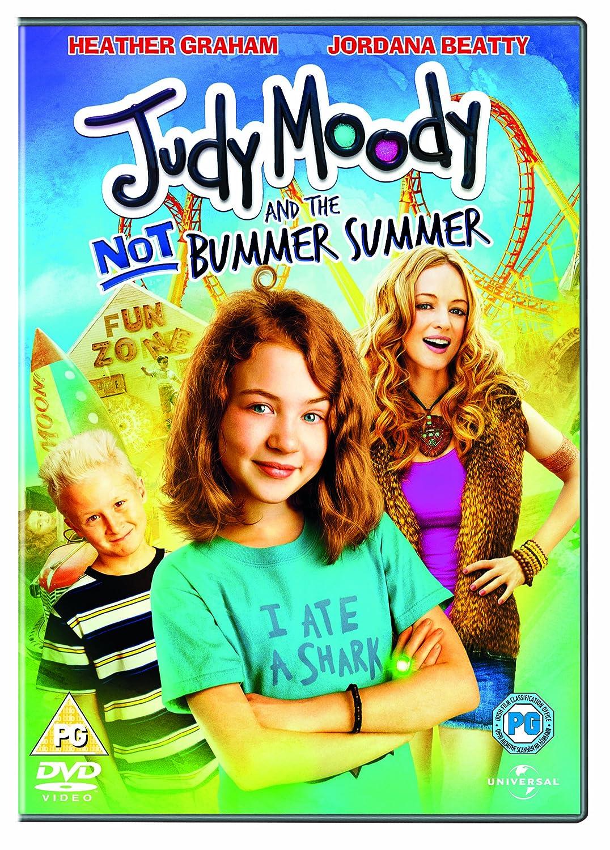 judy moody and the not bummer summer dvd amazon co uk jordana