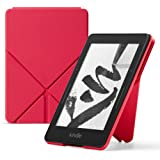 Origami Hülle für Kindle Voyage, Orchid Rot