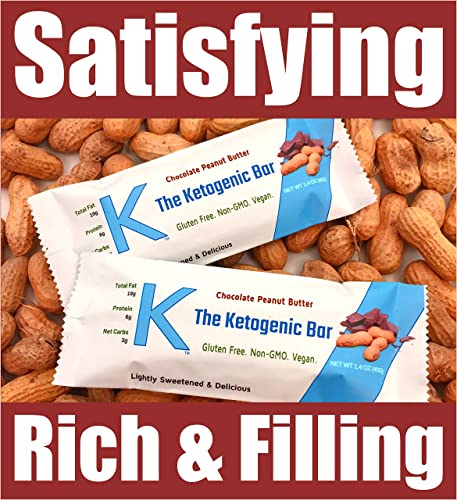 K The Ketogenic Bar