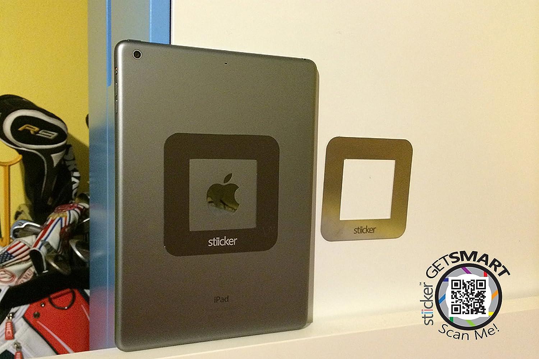 Polar White stii/_32 Stiicker Tablet Magnet Polar Mount for Tablets