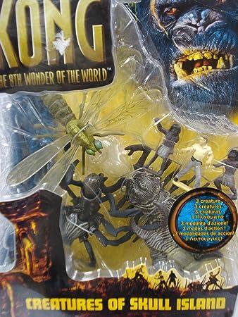 Giochi Preziosi King Kong Figuras Surtido: Amazon.es: Juguetes y juegos