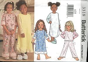 Patr/ón de Costura para Confeccionar Blusas de Mujer 3 Modelos, Tallas 8 a 14 /ó 34 a 40 BUTTERICK 4685 BB