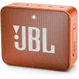 JBL GO2 Waterproof Ultra Portable Bluetooth Speaker Orange