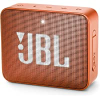 JBL JBLGO2COR Bocina Inalámbrica, Color Naranja