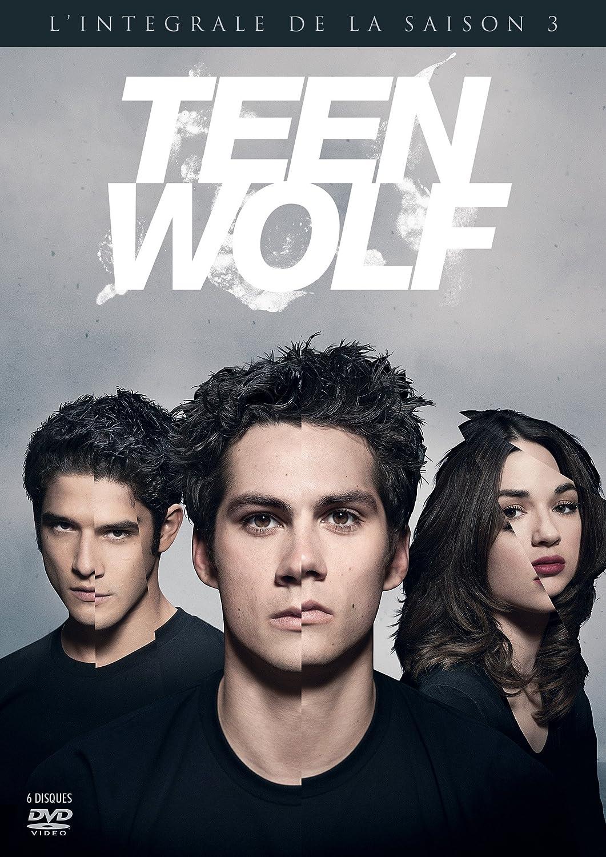 Teen Wolf Season 2 Dvd Ntsc Import Anglais Dvd Blu Ray