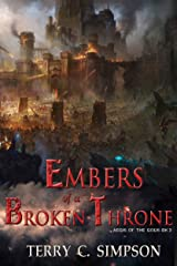 Embers of a Broken Throne (Aegis of the Gods Book 3) Kindle Edition