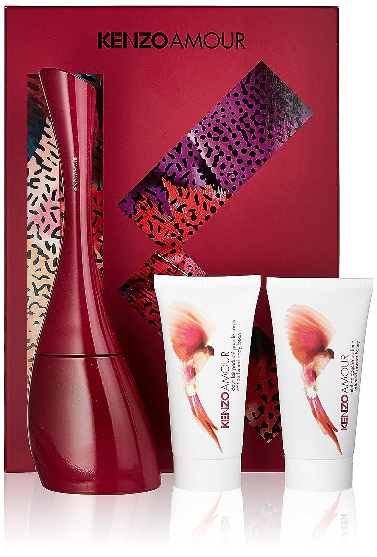 796ae137 Amazon.com : Kenzo Women's Amour 3-Piece Gift Set : Beauty