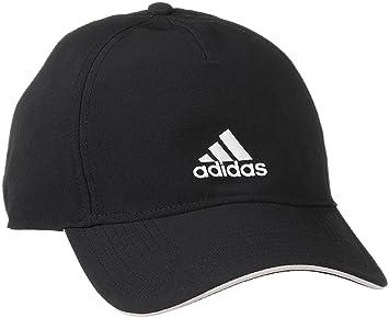 5f2777f8c Adidas CG1781 C40 Climalite Cap - Black/White/White/Whte/Blk, One ...