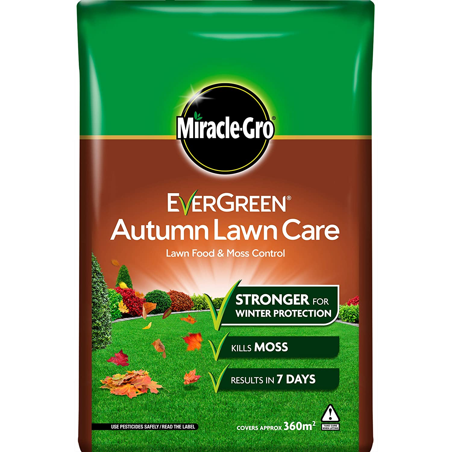 Miracle-Gro EverGreen Autumn Lawn Care 12 6kg - 360m2