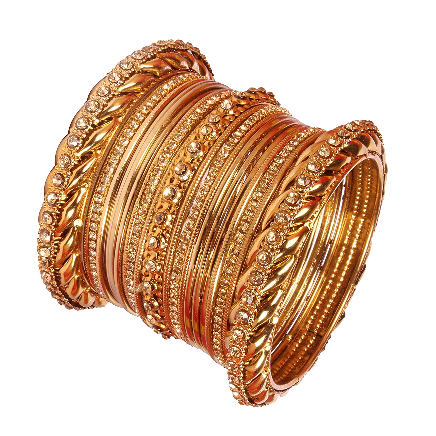 Shiv/_Collection Women Fashion Style Maroon Bangles Indian Party wear Traditional Jewellery
