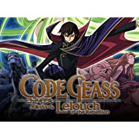 Anime: Code Geass: Lelouch of the Rebellion Season 1 HD Deals
