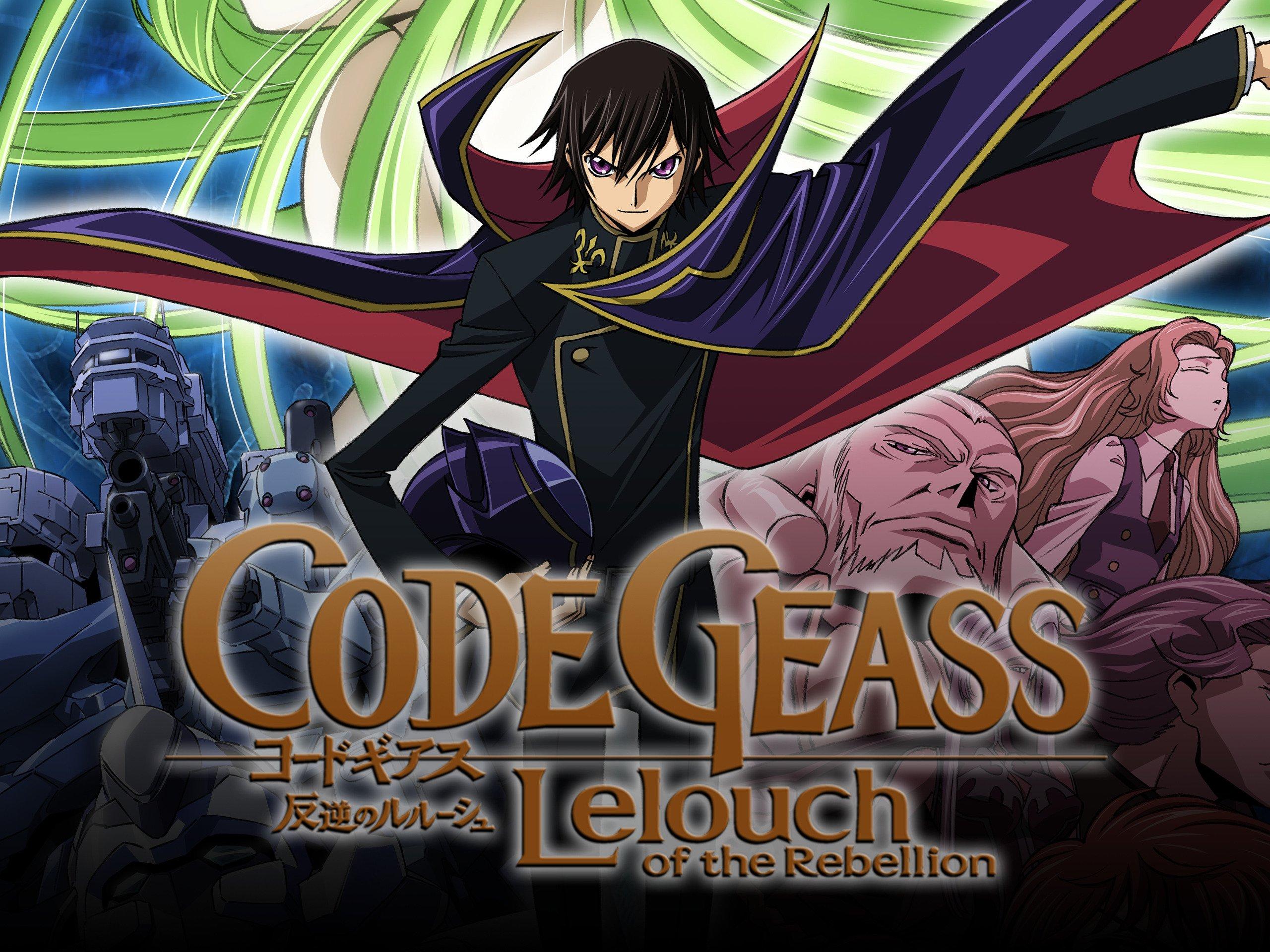 Watch Code Geass: Lelouch of the Rebellion, Season 1 | Prime Video