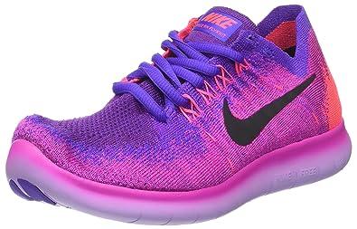 2017 Damen Free Nike Run Flyknit LaufschuheBlu jUVSzMpLqG