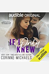 If I Only Knew Audible Audiobook