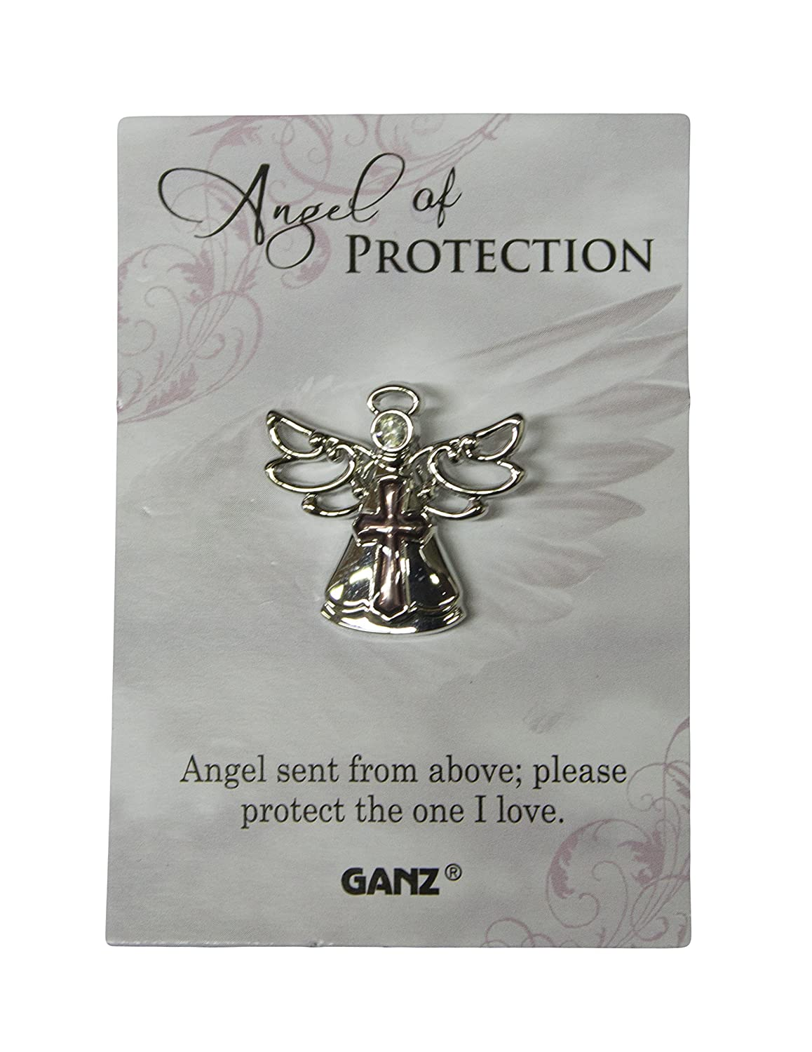Amazon Ganz Pin Angel Of Protection Angels Sent From Above