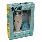 Narwhal and Jelly Book 1 and Puppet Set (A Narwhal and Jelly Book)
