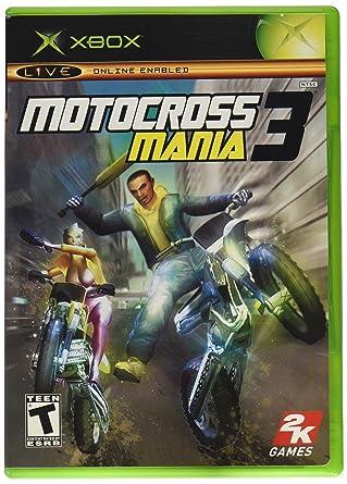 motocross 3 mania