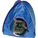 Rosewood Small Animal Activity Toy Pop-Up Tent Boredom Breaker, Large