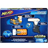 Hasbro Nerf B1535EU6 N-Strike Modulus Set - Geheimoperation, Spielzeugblaster-Zubehör, Blau