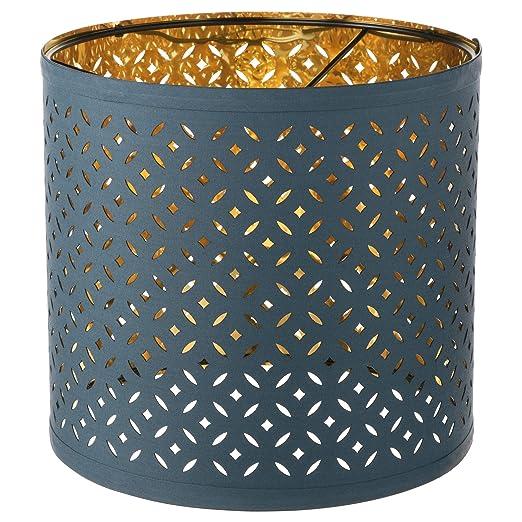 IKEA 903.407.88 Nymö - Pantalla para lámpara (latón), color ...