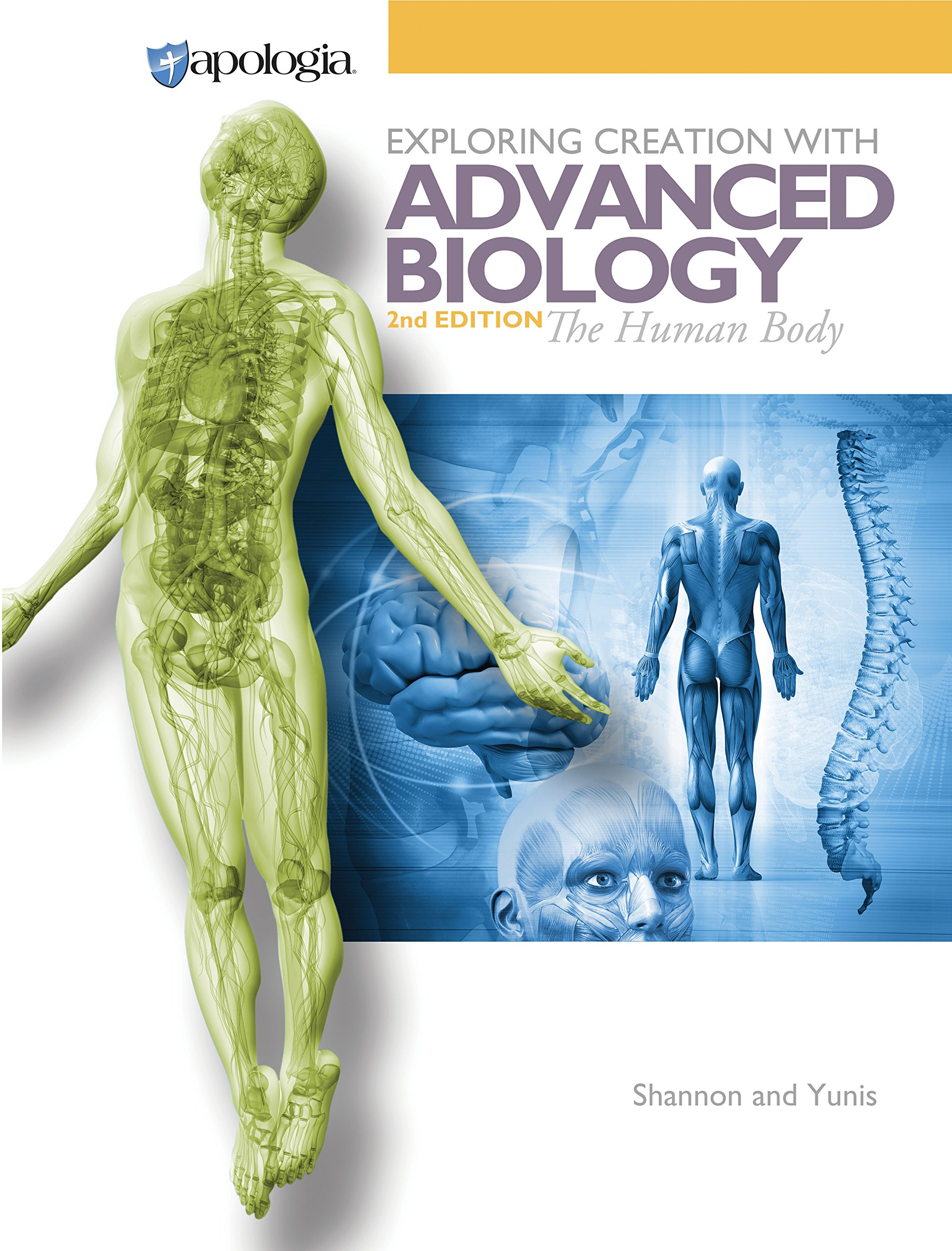 Exploring Creation with Advanced Biology: The Human Body: Marilyn ...
