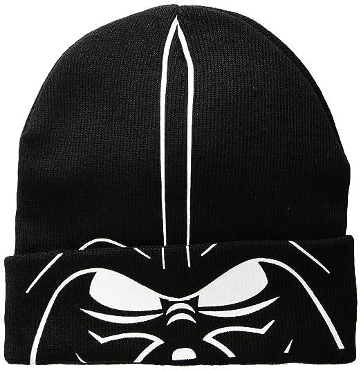 Star Wars Darth Vader - Gorro de Invierno para Hombre 85999e0e365