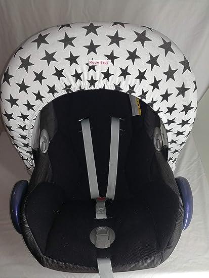 Moon-bebe Capota universal para Maxi-Cosi (estrella nerga)