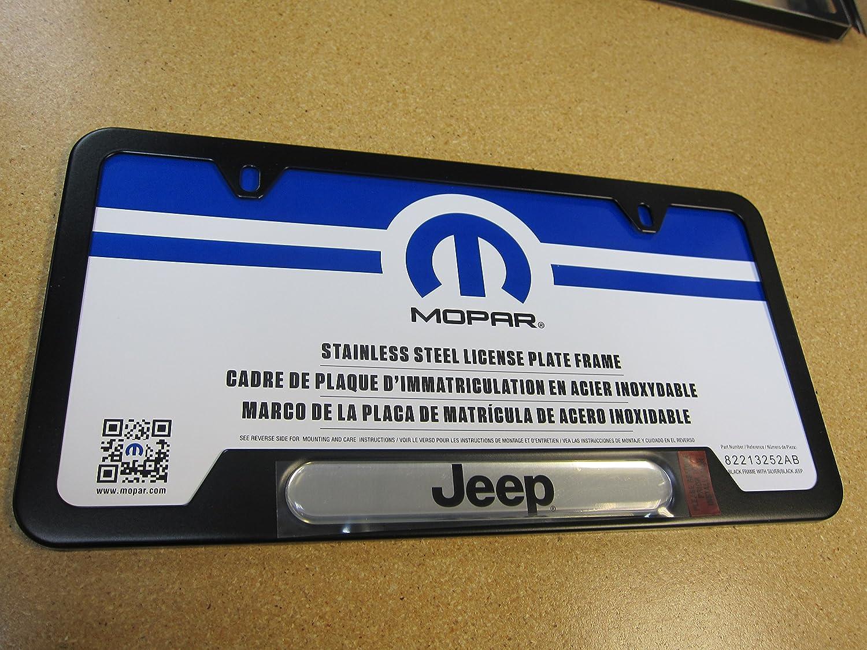 Vistoso Marcos De La Placa Jeep Galería - Ideas Personalizadas de ...