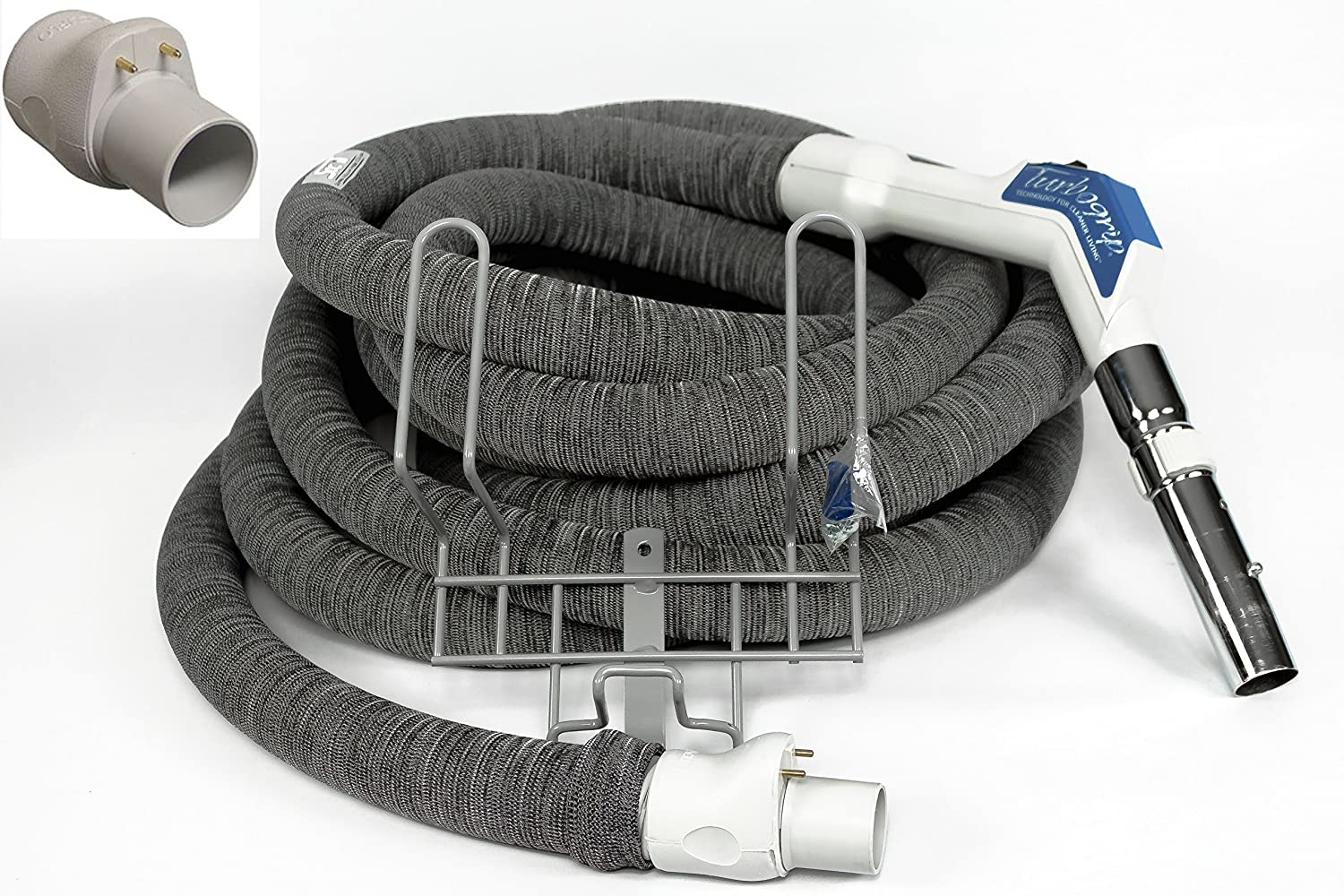 Genuine Vacuflo 7352-40 On/Off Hose with Prongs 40ft With Sock