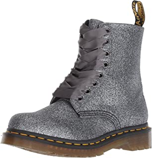 ae232974376c Amazon.com: Dr. Martens Women's 1460 Pascal Glitter Fashion Boot: Shoes
