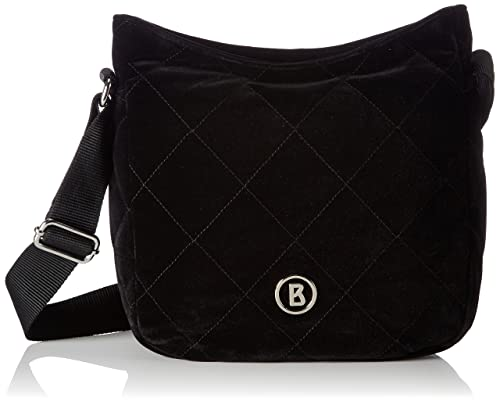61fb37ab0b Bogner Women 2263908 Cross-Body Bag Black Size  UK One Size  Amazon ...