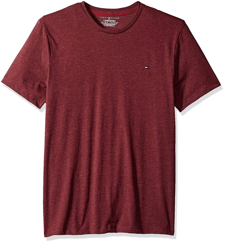 Short Sleeve Crew Neck Flag T-Shirt Tommy Hilfiger 09T3139