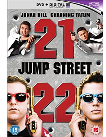 21 Jump Street 22 Jump Street Dvd 2014 Amazon Co Uk Channing