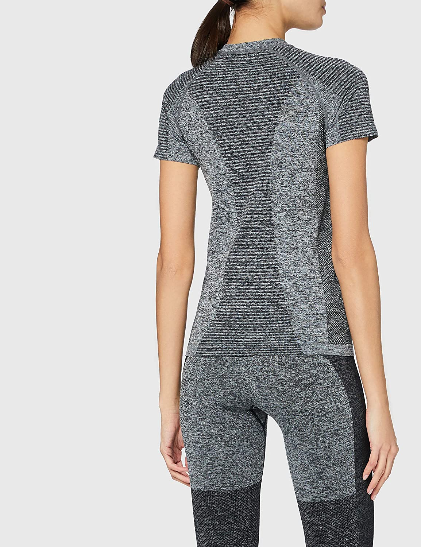 Brand AURIQUE Womens Seamless Sports T-Shirt