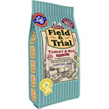 Skinners Field and Trial Turkey and Rice and Joint Aid, 15 kg